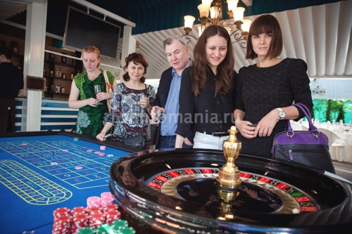 казино на праздник